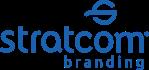 Stratcom Branding logo